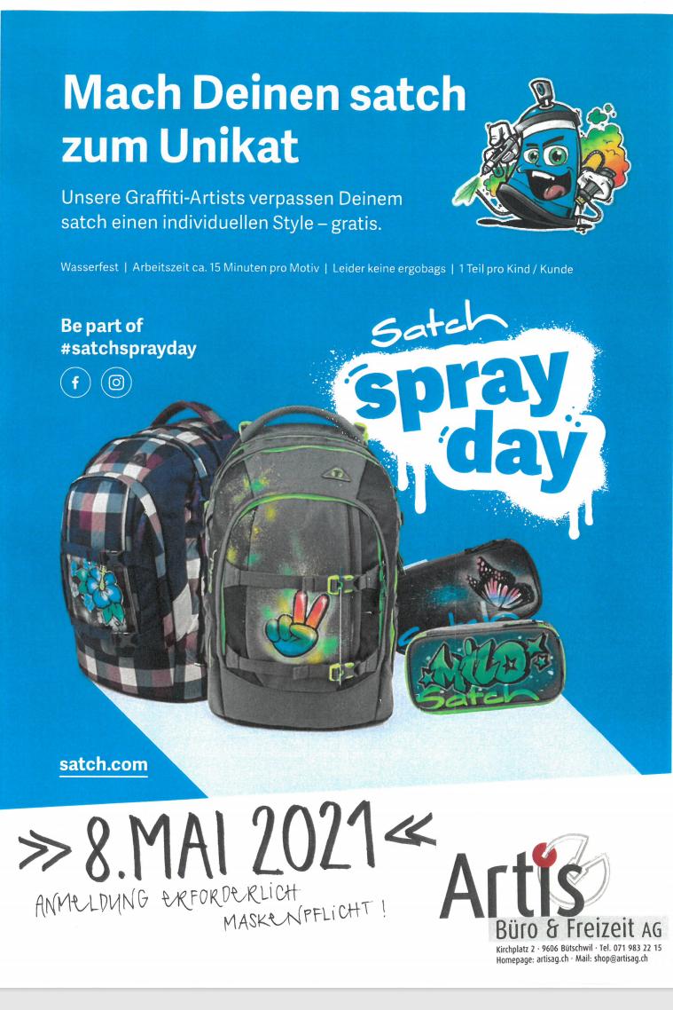 Sprayday 2021